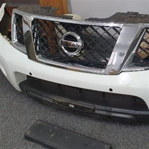 Navara bumper