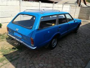 1977 Ford Cortina
