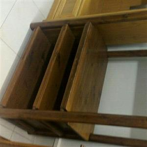 Solid Wood TV Stand/Cabinet