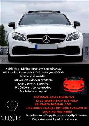 New & Used CARS. We find it...Finance it...DELIVER TO YOUR DOOR