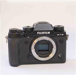 Fujifilm X-T2 - R 6000 NEG. (bacl LCD screen not working)