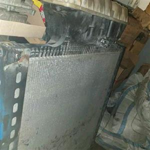 MAN tga tgs tgx radiators for sale