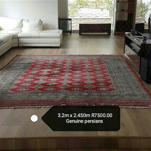 genuine persian rugs