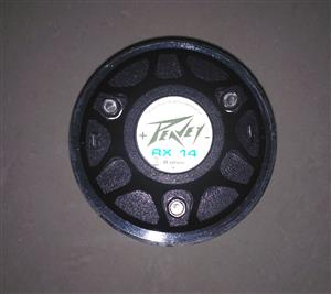 PV RX14 Compression Driver Tweeter
