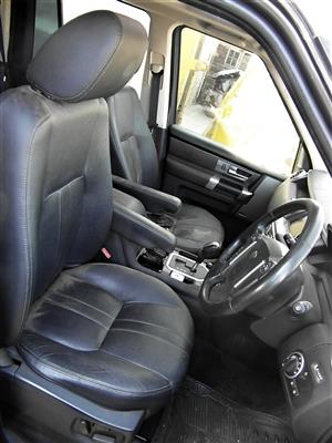 Land Rover Discovery 4 Leather Seats for sale | AUTO EZI
