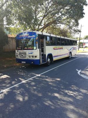 Various Merc Busses for Sale