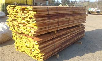Hardwood timber for sale