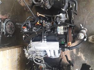 AUDI NG COMPLETE IMPORT LOW MILEAGE ENGINE