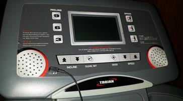 Trojan tredmill