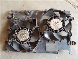 TATA Xenon 2.2L dicor Electric Cooling Fans
