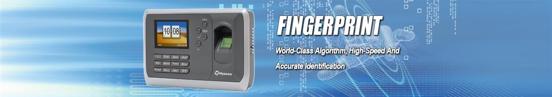 Fingerprint Biometric and Access Controlled Systems