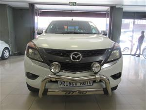 2014 Mazda BT-50 3.2 FreeStyle Cab SLE