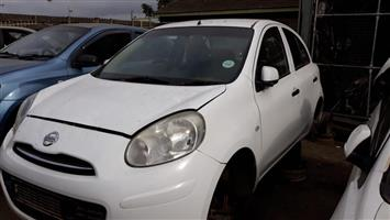 2012 Nissan Micra 1.4 - Spares