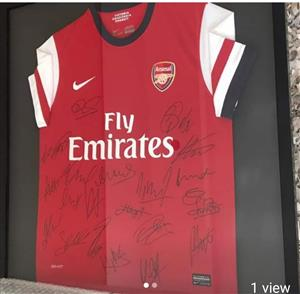 arsenal frame