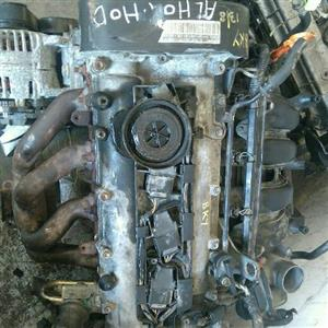 VW Polo 1.4 BKY Engine Complete