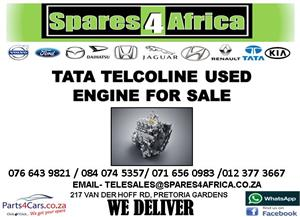 TATA TELCOLINE USED ENGINE FOR SALE