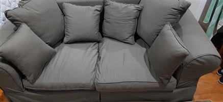 Arabella two seater couch