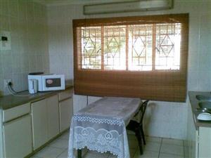 This is a Beautiful Serene Garden Cottage in Greenhills, Randfontein
