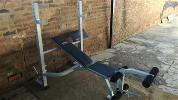 Trojan Heavy Duty Bench press