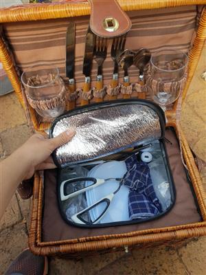 Complete picnic set for sale