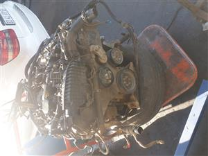 Hi I am stripping my landrover discovery 4 engine 3.0 tdv6 for spares