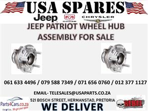 JEEP PATRIOT WHEEL HUB ASSEMBLY FOR SALE