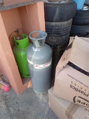 Afrox gas bottles for sale