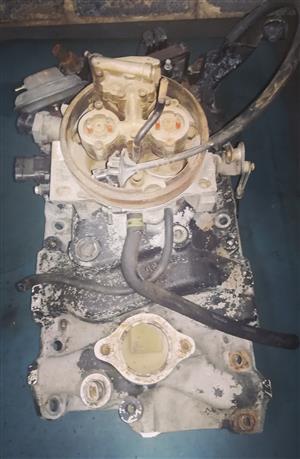 V8 Chevy Intake Manifold