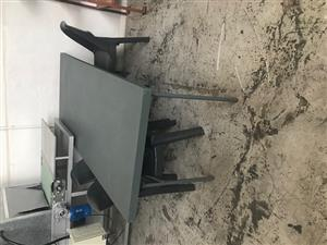 Steel Tables Heavy duty - Folding