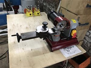TCT Saw Blade Sharpening Machine, JMY8-70, Angle Grinder Table Model