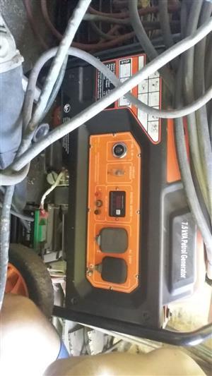 Generator fo sale