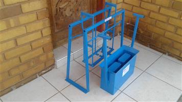Portable Brick making machines