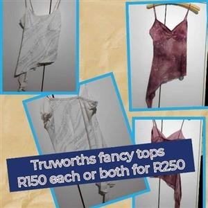 Truworths Fancy Ladies Tops