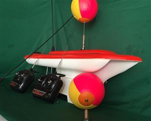 Aquacat bait boat