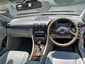 2003 Mercedes Benz C Class C320 Elegance