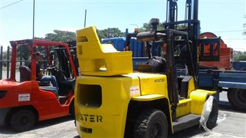 Forklift for Hire R5500PM