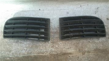 Golf 5 Front Fog Light Cover Set