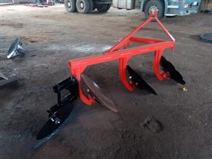 3 disc ploughs for sale