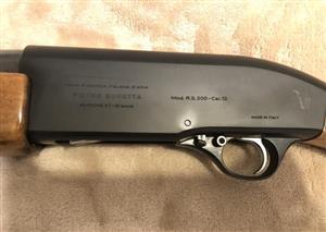 Beretta 12-guage Pump-action Shotgun
