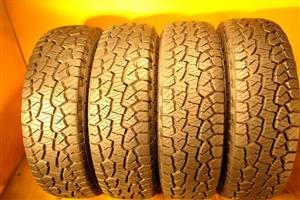 255/55R19 HANKOOK DYNAPRO A/T TYRES FOR SALE