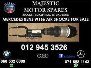 Mercedes benz w166 air shocks for sale