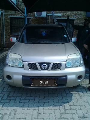 2005 Nissan X-Trail 2.0