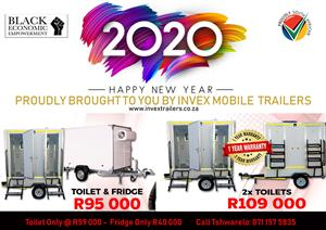 Mobile VIP Mobile Toilets For Sale