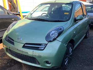 Nissan Micra 1.5lt DCI Stripping for spares