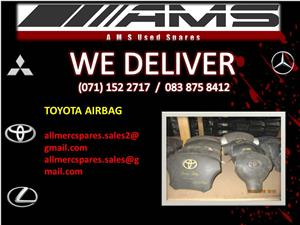 TOYOTA AIRBAG FOR SALE