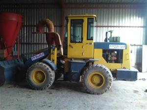 Buffel ZLY20F Loader