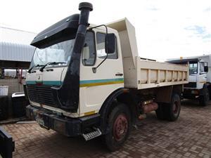 Mercedes Benz 1417 Tipper Truck - ON AUCTION