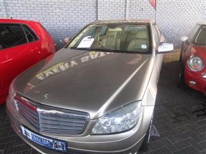 2007 Mercedes Benz C Class C320CDI Avantgarde