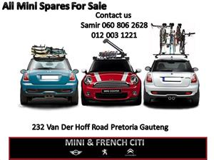 New and Used Mini Cooper Spares For Sale