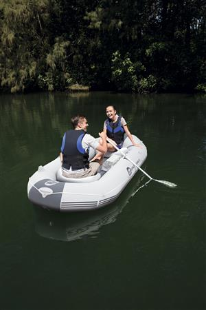 Hydro-Force Pro Raft Set and Voyager 500 rafts - perfect for camping.....